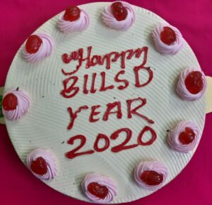 New Year Greetings from BIILSD